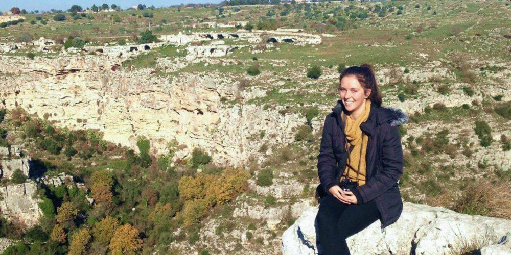 Rebecca Marinoni from Australia